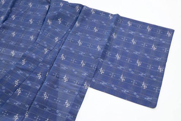 琉球絣の夏着物