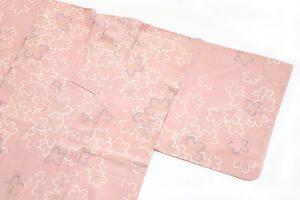 桜文の小紋 着物
