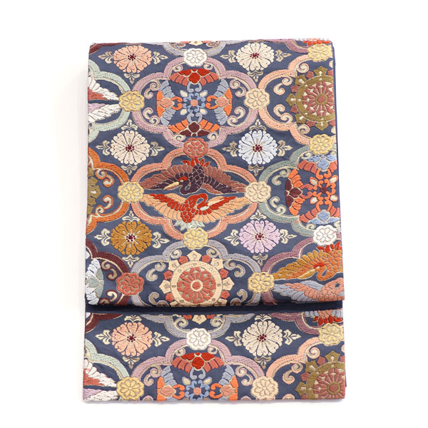 唐織の袋帯