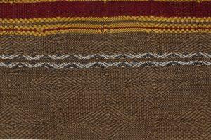 伊兵衛の紬の袋帯
