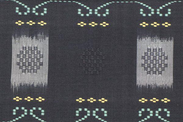 本場首里花織の名古屋帯