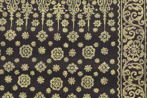 川島織物の全映更紗文の名古屋帯